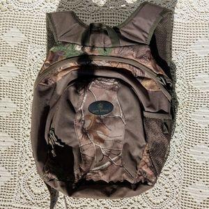 Game Winner Mossy Oak Camouflage Hunting Backpack